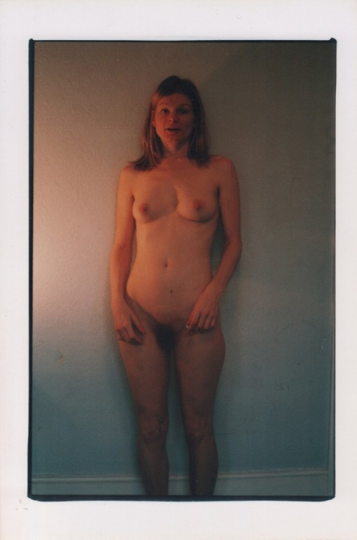 Pregnant: First Trimester, 2000, Helen Sargeant ©